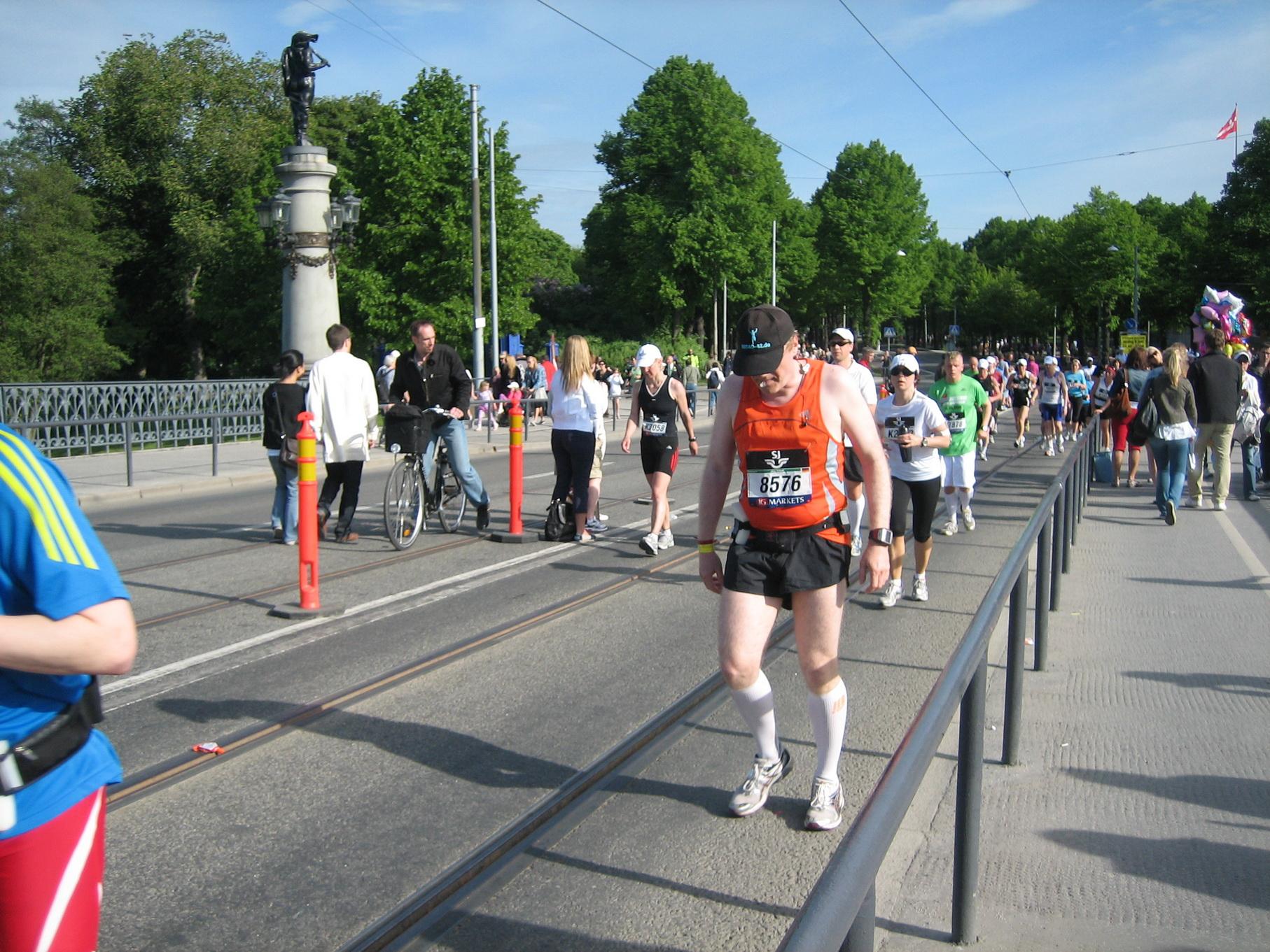 Stockholm Marathon 2010